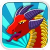 A Dragon vs. Bird Battle - The Flappy Monster Adventure Game HD Free