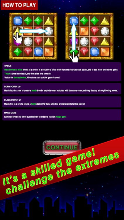 Jewel Maze Legend 5-diamond mania blaster free gem game by shenghua long