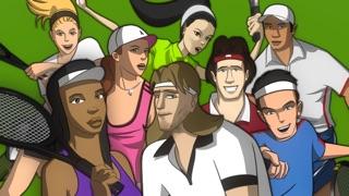 Screenshot of Hit Tennis 22