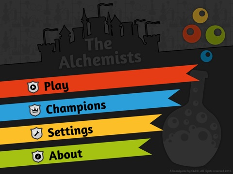 Alchemists Screenshot