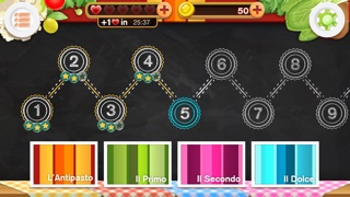 Screenshot of Cotto e mangiato - Il gioco dei menù2