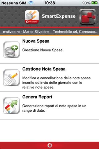 Smart Expense screenshot 1