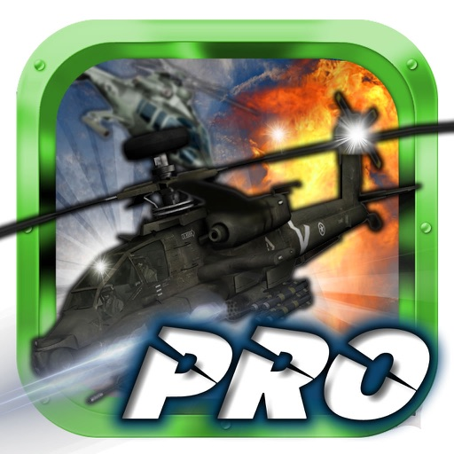 Copters Of Fighters Pro - Iron Air Force Attack iOS App