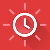 Red Clock - The Minimal Alarm Clock