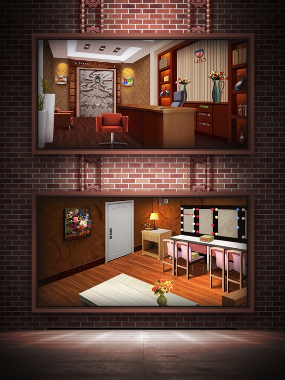 Escape Room:100 Rooms 7(Murder Mystery house, Doors, and Floors gameS) на iPad