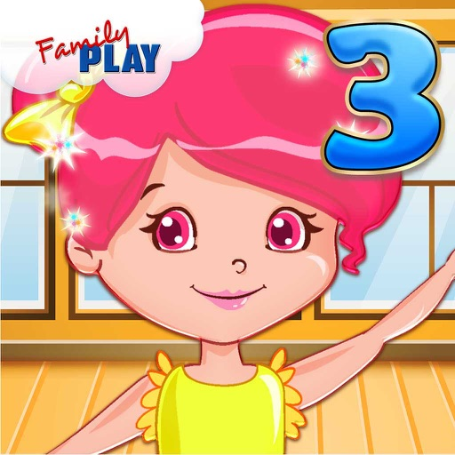Ballerinas Third Grade Educational Games School Edition iOS App