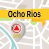 Ocho Rios 離線地圖導航和指南