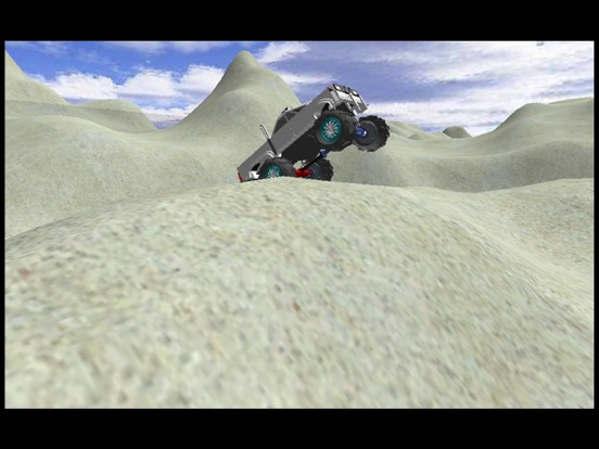 Screenshot #2 for Extreme Crazy RC Monster Truck