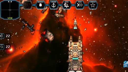 Space Borders: Alien Encounter Screenshot