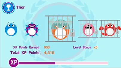 Monster Math - A learning maths game for kids screenshot