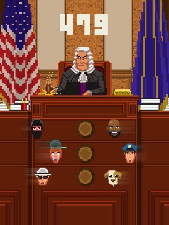 Order In The Court! Screenshot