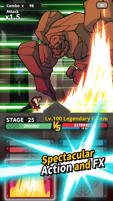 Infinity Duels Screenshot