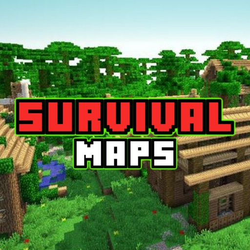 Survival maps for minecraft pe the best maps guide for for Explore craft survival pe