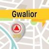 Gwalior 離線地圖導航和指南