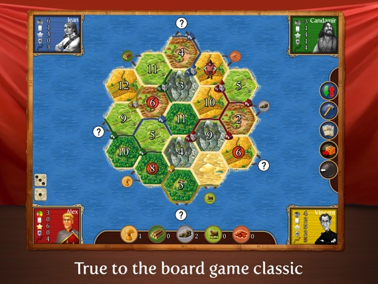 Catan Classic HD Screenshot