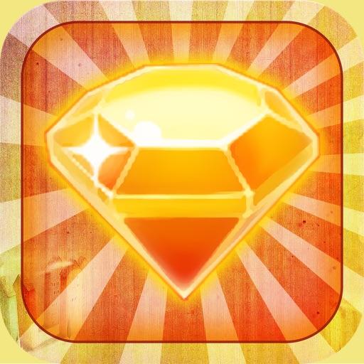 Diamond Crush Deluxe iOS App