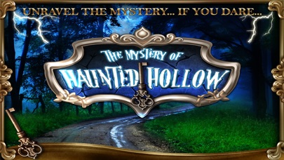 Screenshot #6 for Mystery of Haunted Hollow: Point Click Escape Game