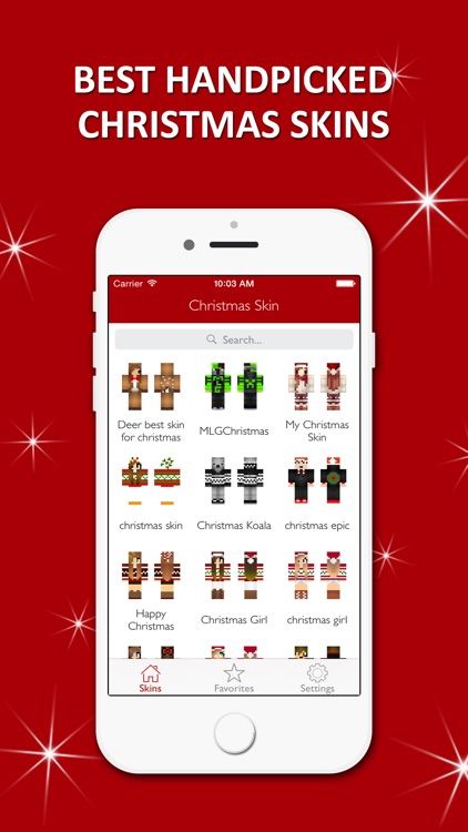 HD Christmas Skins For Minecraft PE PC By Bharatkumar Manvar - Skins para minecraft pc