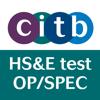 CITB - CITB op/spec HS&E test 2016 artwork