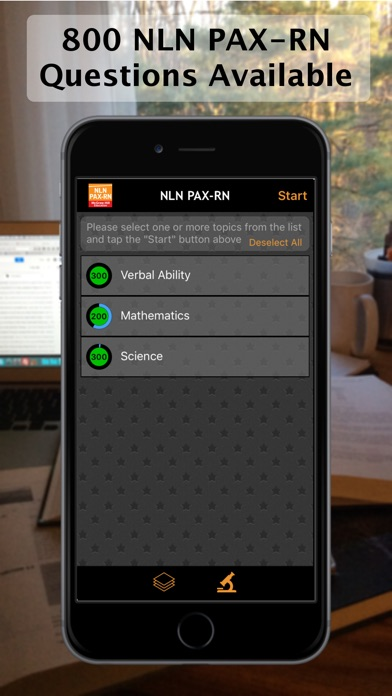NLN PAX-RN Practice Tests by McGraw-Hill EducationScreenshot of 1
