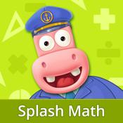 Splash Math: Kindergarten - Grade 5 Learning Games icon