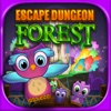 Escape Forest Dungeon - Mystery Adventure Rooms FREE
