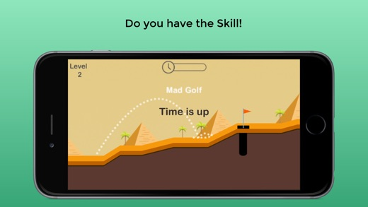 Mad Golf Screenshot