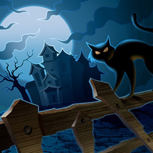 Halloween Games for little Kids : Scary Sounds, Puzzles & Match iOS App