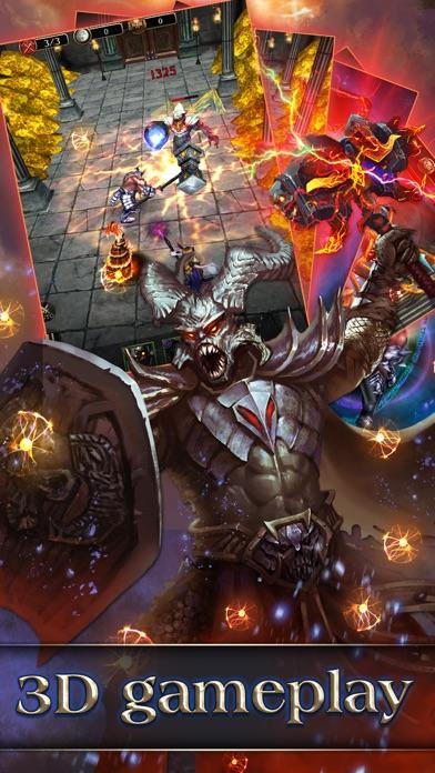 Heroes of Night Screenshot