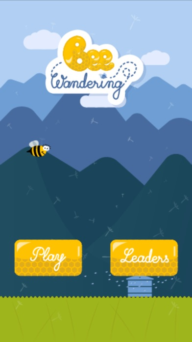 Bee Wandering Screenshot