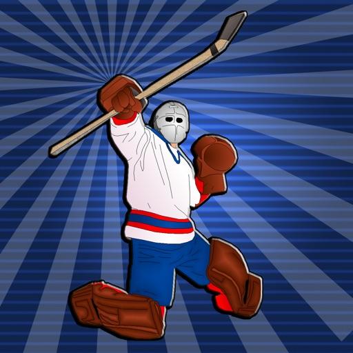 Super Hockey Goalie iOS App
