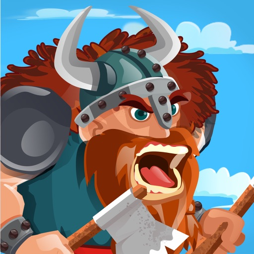 VIKING CLAN WARS: ISLAND DEFENSE iOS App