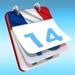 CongésFêtes : jours fériés, vacances scolaires, anniversaires, saints du jour et fêtes en France