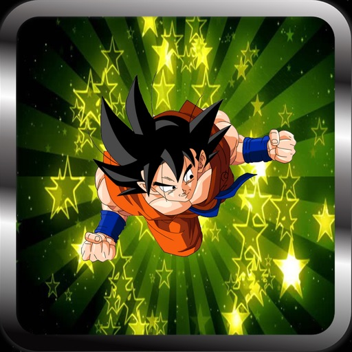 Coloring Books For Kids Dragon Ball Z Toys Edition iOS App