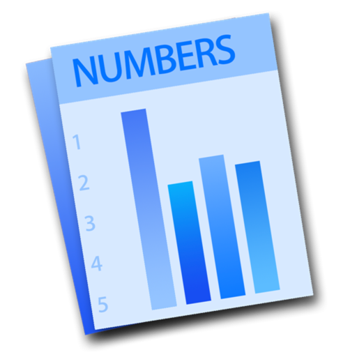 Templates Design for Numbers