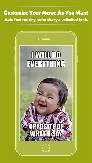 download Funny Meme Maker Free - Create Great Memes, Generate Comic Pics Wallpapers apps 0