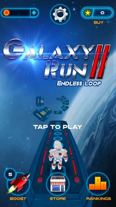 Galaxy Run 2 - Endless Loop! Screenshot