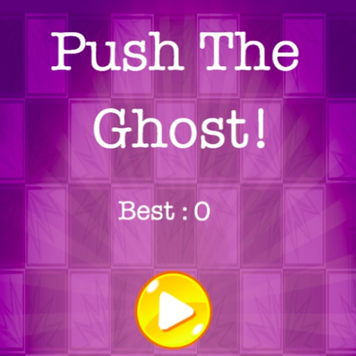 Push the ghost iOS App