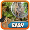 Free Hidden Object Games : Old Town – Seek Missing Objects & Hidden Pictures in this Pocket Puzzle Game