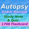 Autopsy Study Note & Exam Review 1700 Flashcard Note &Quiz finance note