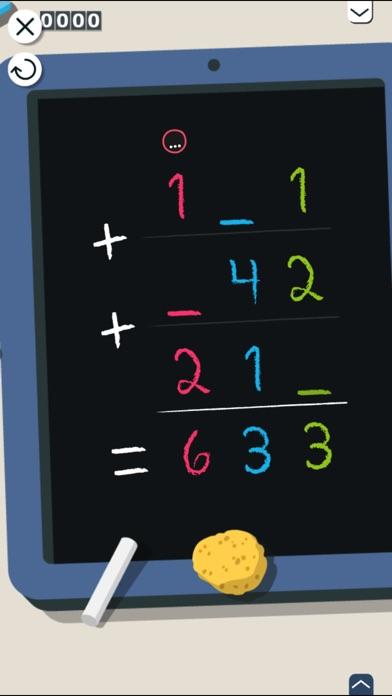 La Matematica di Montessori: Addizione e Sottrazione dei Numeri Grandi Screenshot
