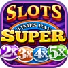 Super 2x 3x 4x 5x Slots - Double, Triple & Bigger Pay Slot Machine
