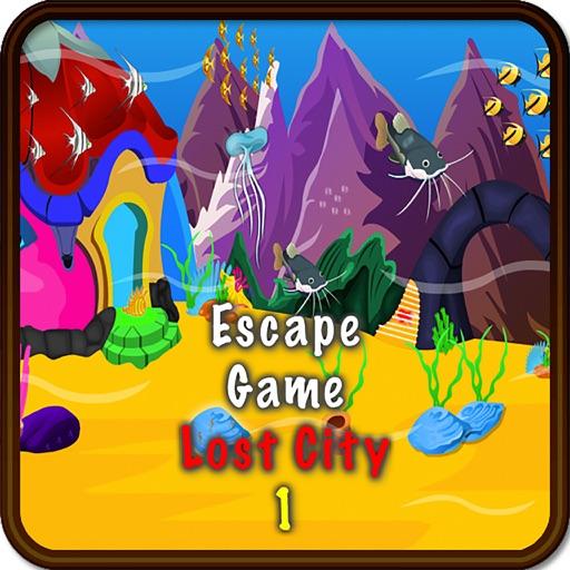 Escape Game Lost City 1 iOS App