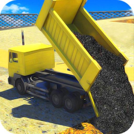 Truck Simulator. Ultimate Construction Lorry Driving Simulation iOS App