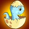 Bebê Adventure Racing Dino - jogadores