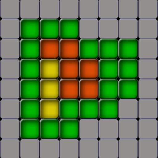 Tetroid Color iOS App