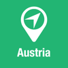 BigGuide Austria Map + Ultimate Tourist Guide and Offline Voice Navigator