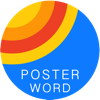Poster templates for Word