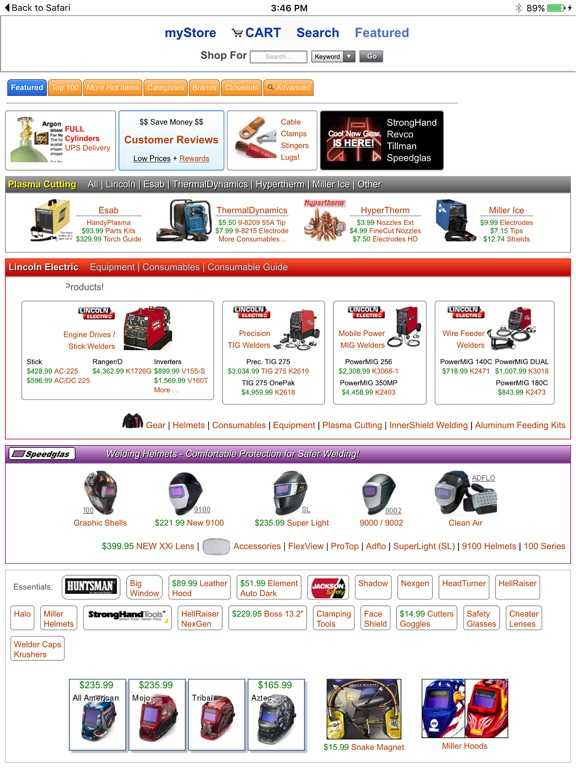 Weldingsupply Com App Shop And Read Reviews On The App Store