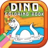 Dino Coloring Book : Free For Toddler And Kids!